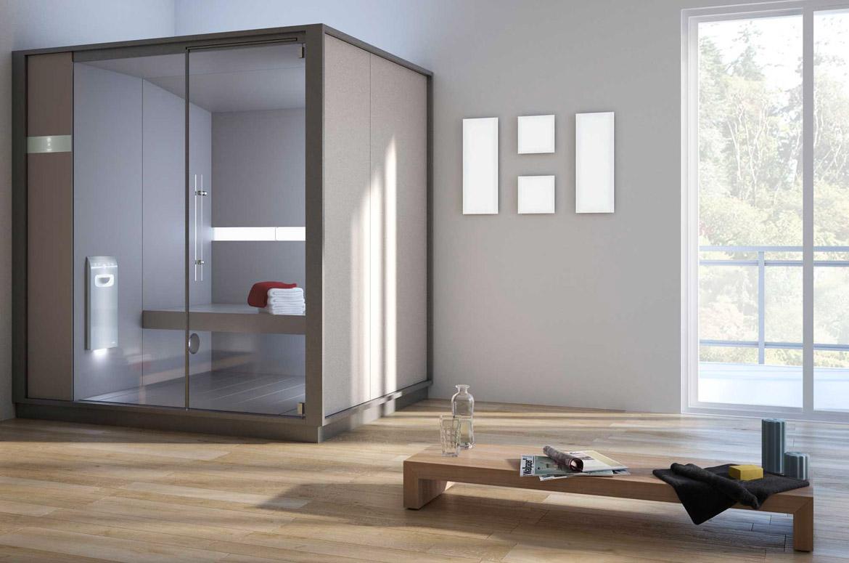 Cabine Doccia Sauna Combinate : Cabine per bagno turco precostruite e soluzioni combinate rb piscine