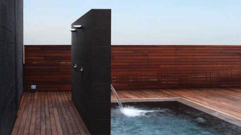 Spa o piscina