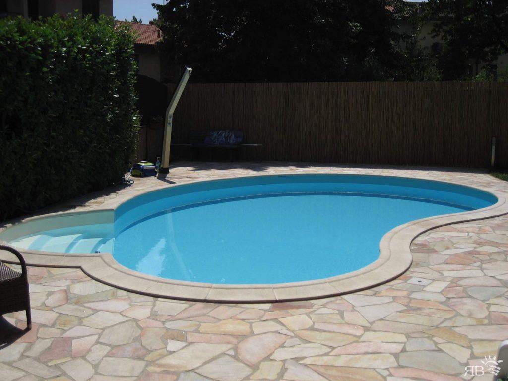 Docce da esterno rb piscine