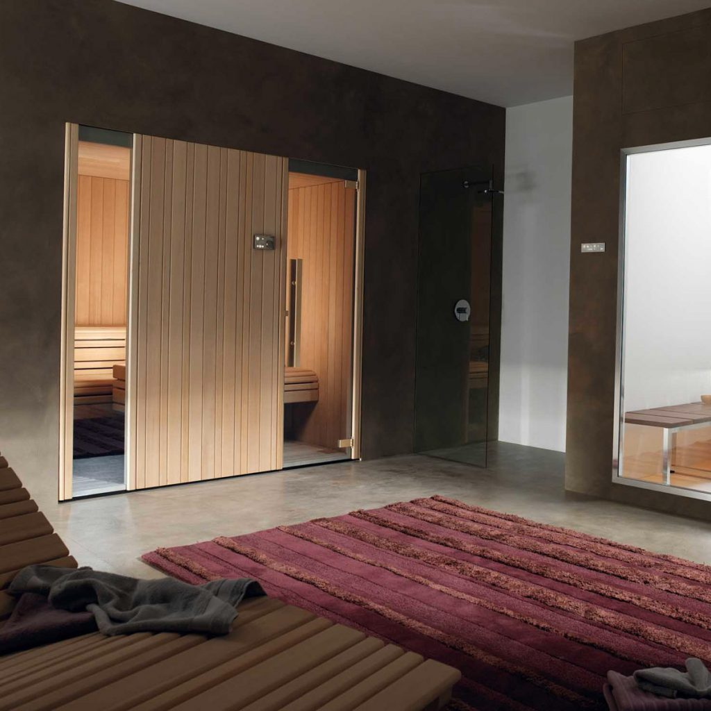 sauna auki
